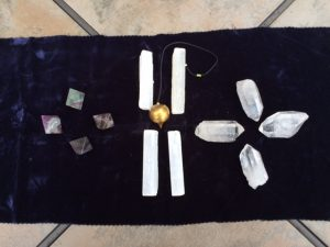 All 3 attunement Crystals (2)