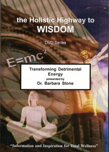 Transforming Detrimental Energy DVD Cover Scan